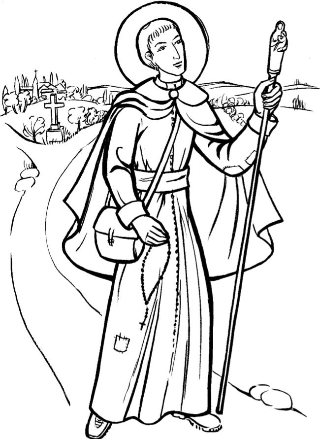 Saint louis marie grignon de monfort