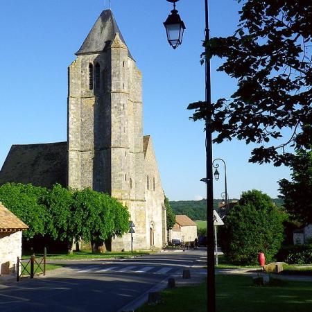 Eglise longvilliers ext