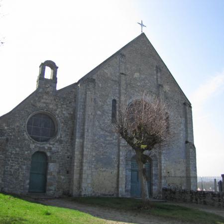 Eglise rochefort facade