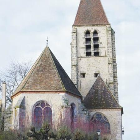 Eglise s la celle les bordes ext2