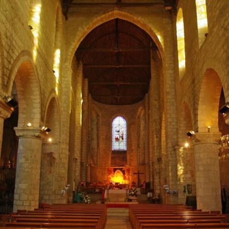 Eglise saintarnoult int