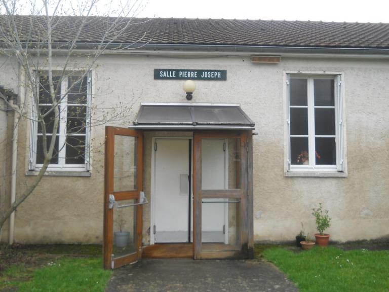 Salle Pierre Joseph